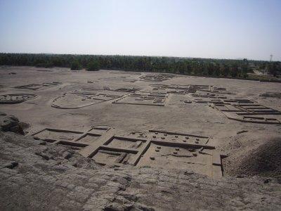 Site At  Western Daffufa, Kerma