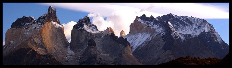 Cuernos Panoramic