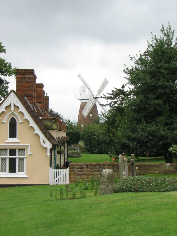 Thaxted scenery