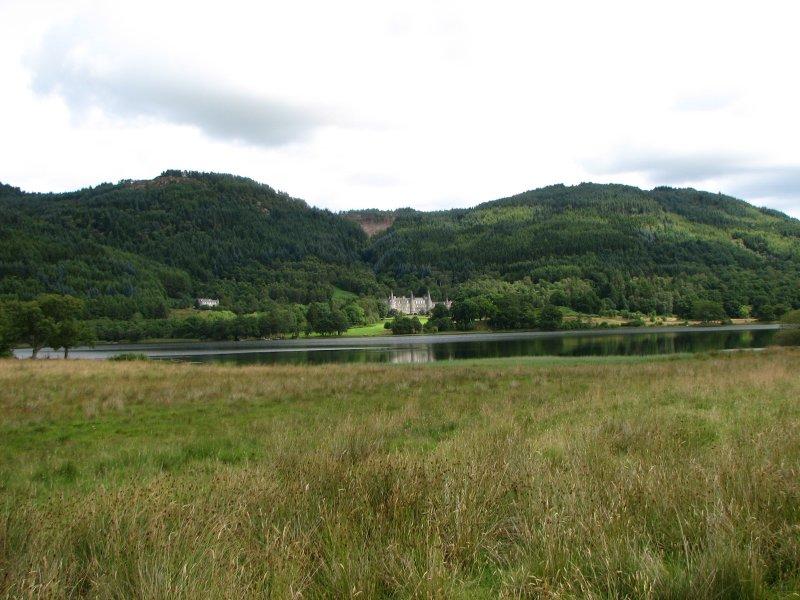 Tigh Mor Trossachs timeshare on  Loch Achray