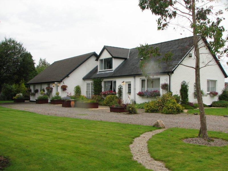 Lochan Guest Cottage, Ft. William