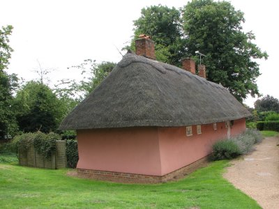 Older thatch, Thaxted