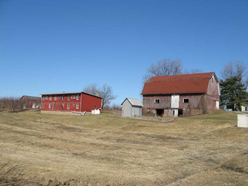 EARLY SPRING IN PULTNEYVILLE