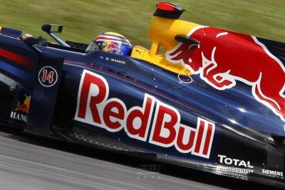 Mark Webber, F1