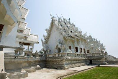 Wat Rong Khun N19.8241 E99.7644