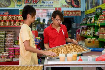 Nyonya pineapple tart makers (6957)