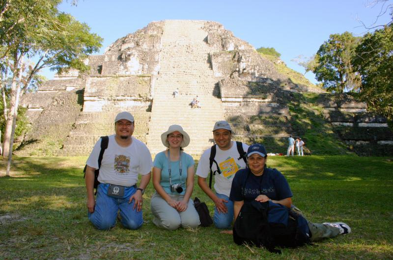 Rene, Rachel, Jose & Marlene