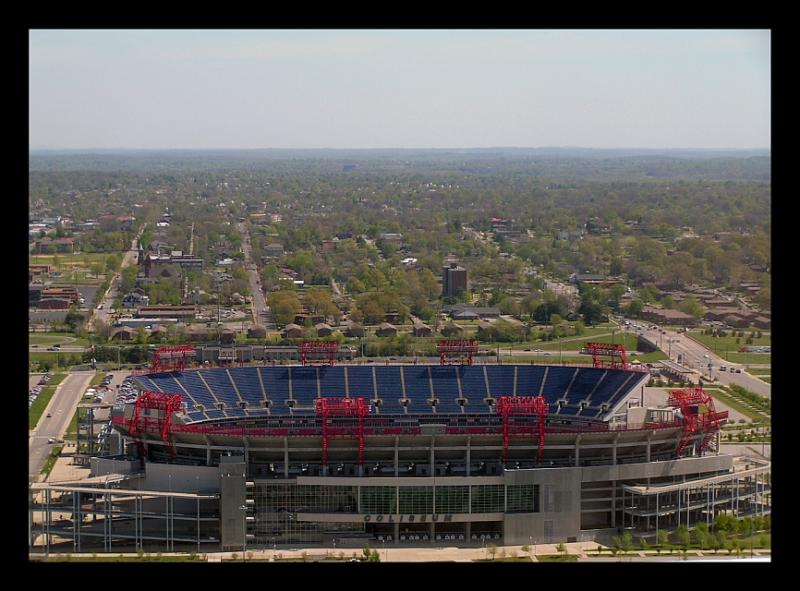 Another view of LP Field, looking east