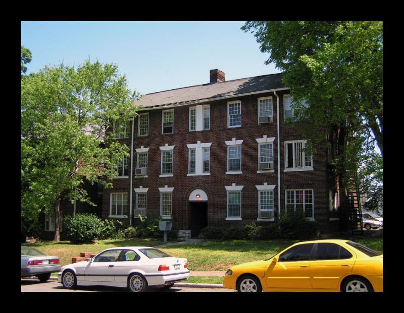 Brownstone housing