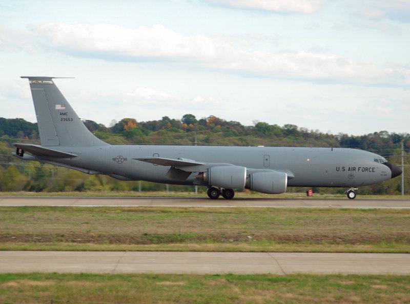 US Air Force Boeing KC-135 (Boeing 717-100) Stratotanker (62-3553) Grand Forks Air Force Base