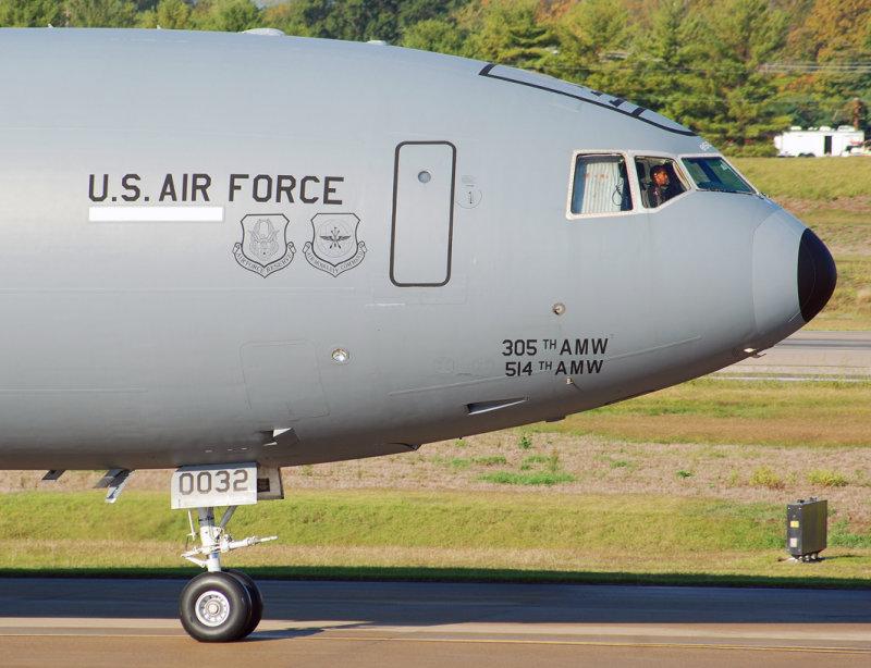 US Air Force McDonnell Douglas KC-10A Extender (DC-10-30CF) McGuire Air Force Base (85-0032)