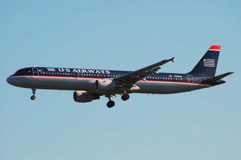 US Airways Airbus A321-211 (N183UW)