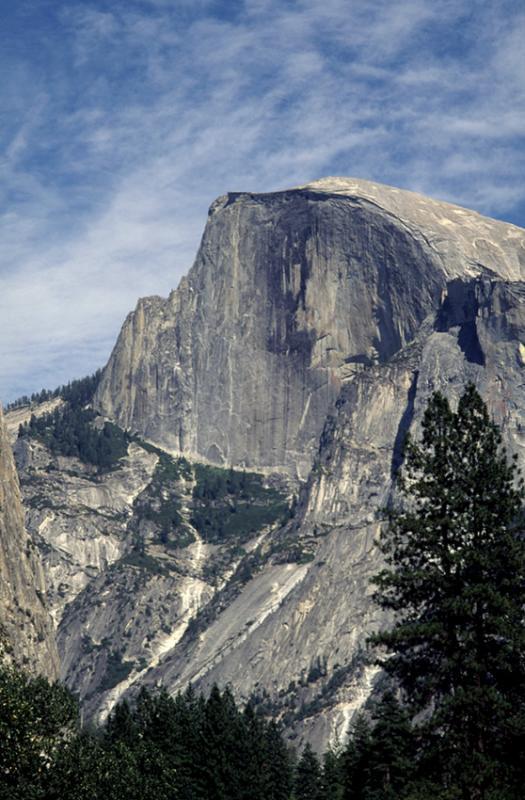 Half Dome Yosemite California