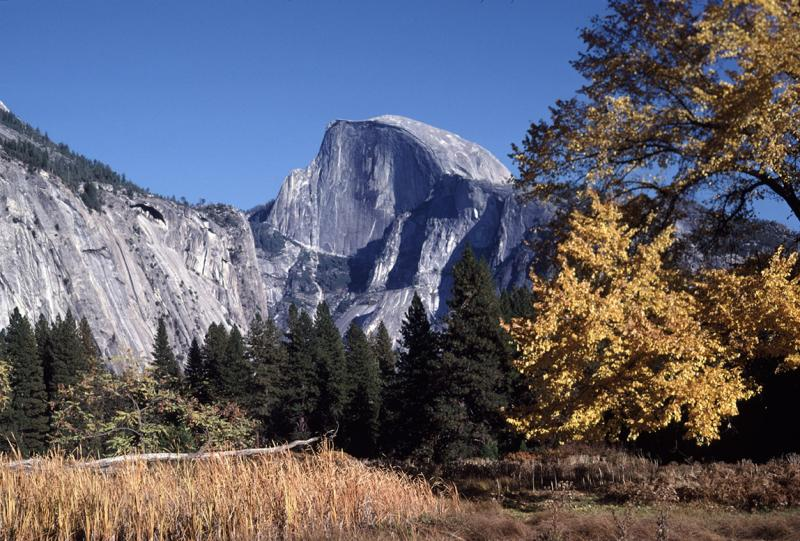 Half Dome, Autumn, Yosemite
