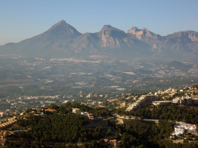 Campana Ponoch and Echo from Altea Col