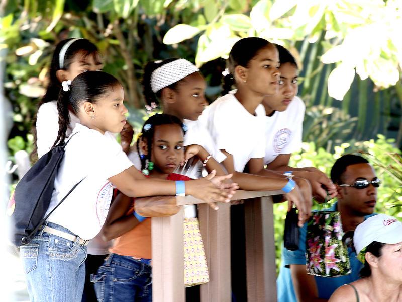 Local Schoolgirls