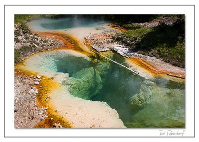 West Thumb Hot Spring