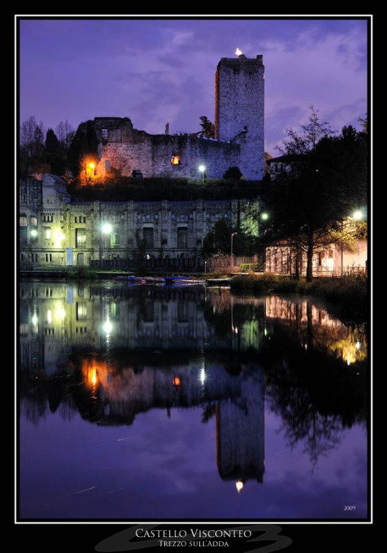 Castello Visconteo - Trezzo sullAdda