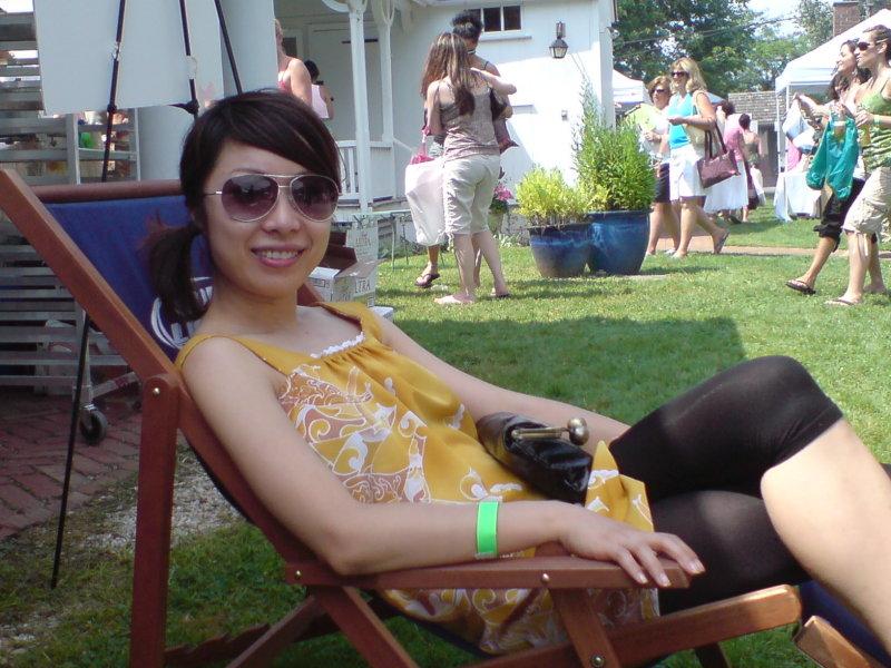 Yanan in Hampton