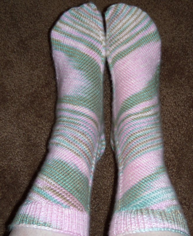 Skew Socks 1st Version