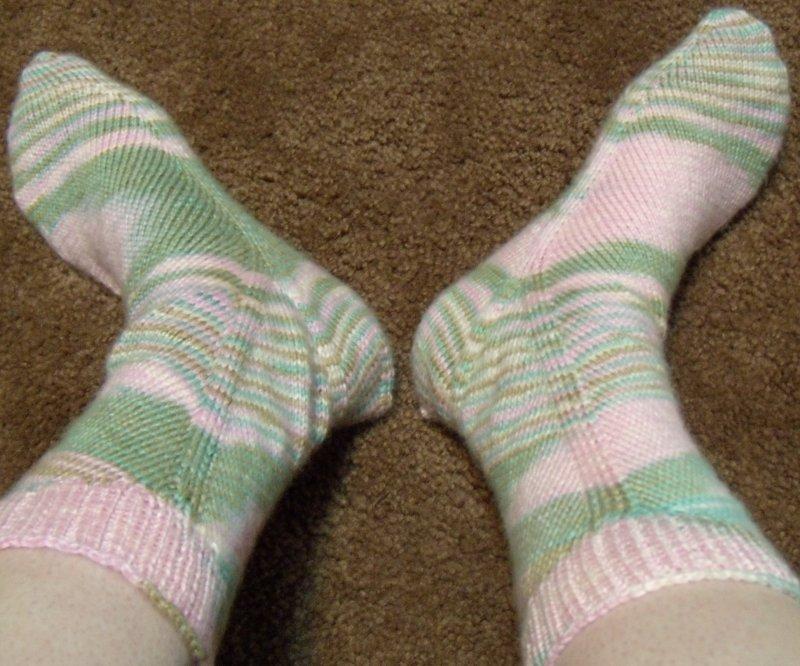 Skew Socks 1st Version