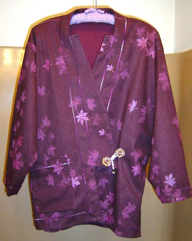 Nikko Jacket Front
