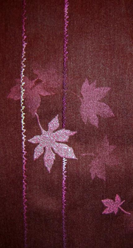 Variegated Grass Stitching
