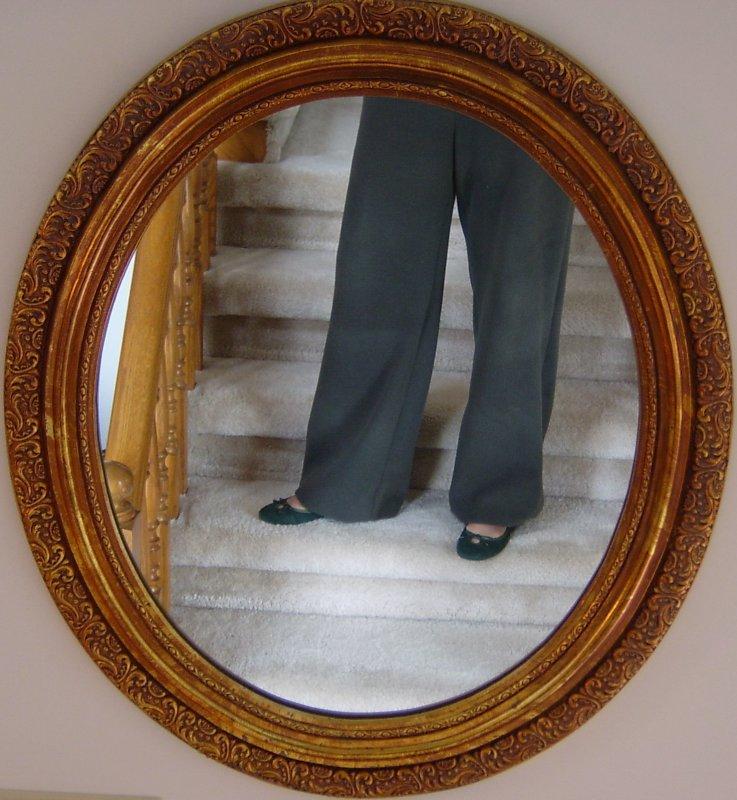Fleece Pants Hem 1