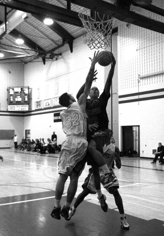 SOSI Basketball Championship