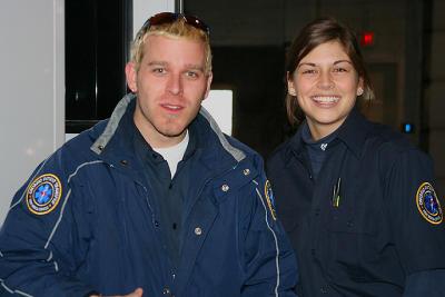 Cassandra & Steve