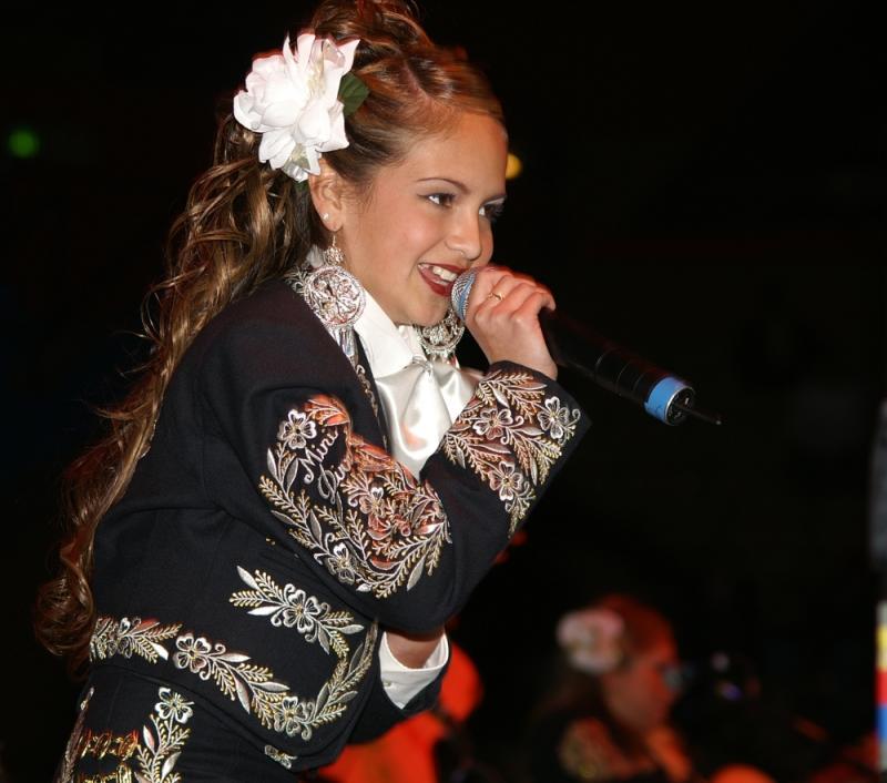 Gaby Ramirez - Mariachi Divas - Fresno, California