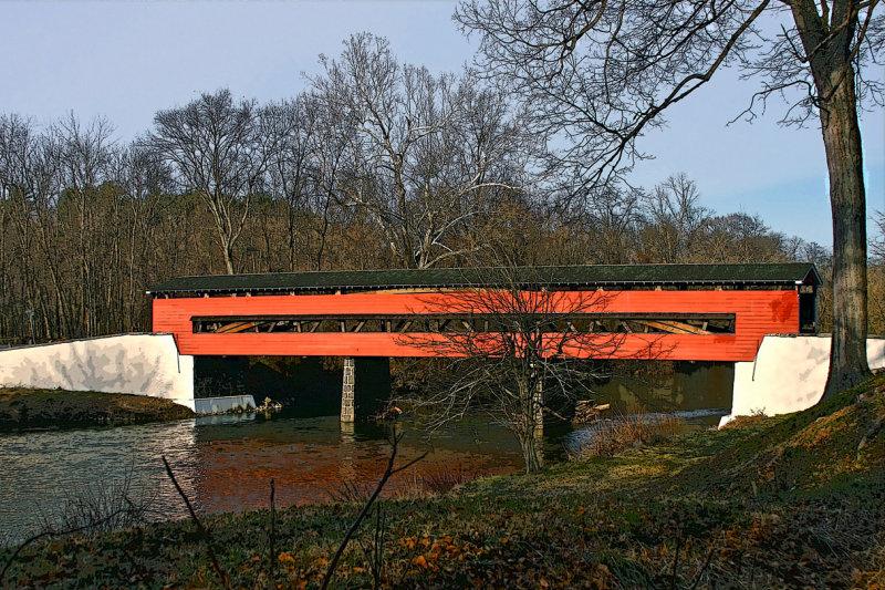 RECTANGULAR SMITHS BRIDGE - Northern Delaware