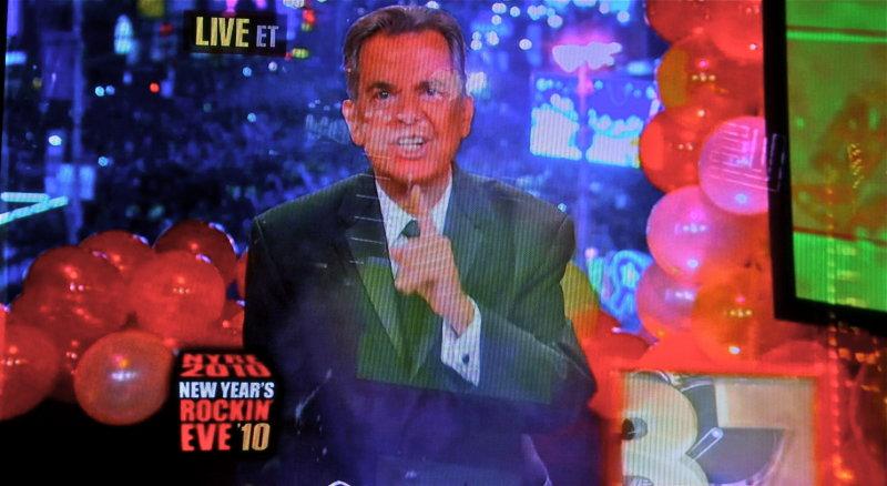 Dick Clark - New Years Eve 2009