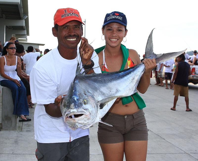 Panga Fishing Tournament 2007
