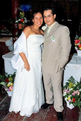 Alexandra & Nesthor's Wedding