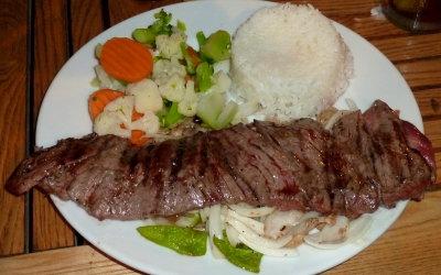 Roadhouse Steak