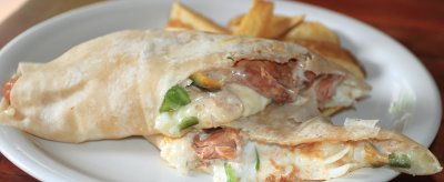 Barrio Cafe Wrap