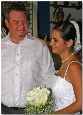 Luis Emilio Contreras Bou and Yessenia Jose Luna Mayorga
