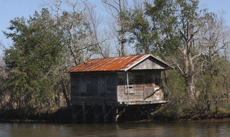 Little House on the Bayou