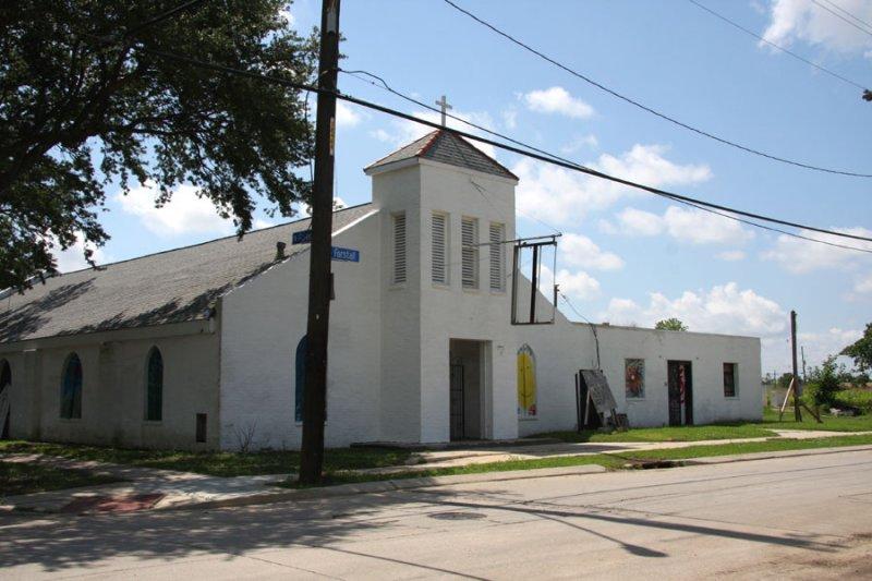 Church with No Parishoners