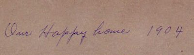 Remembering my Mothers Handwriting