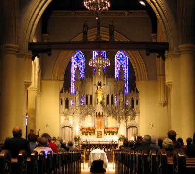 Mother Loyola Weilbaecher, O. S. U.