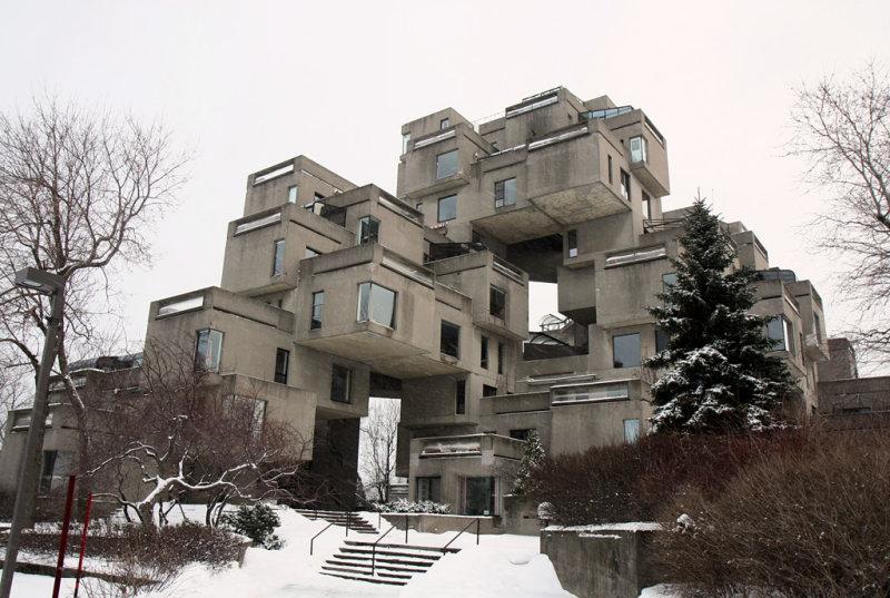 Canada, Montreal - Habitat 67