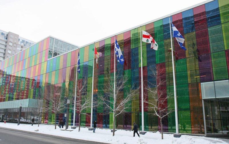 Canada, Montreal - Palais des Congres