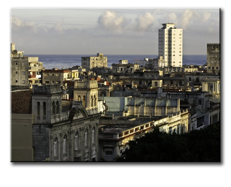 Habana Vieja Rooftop View