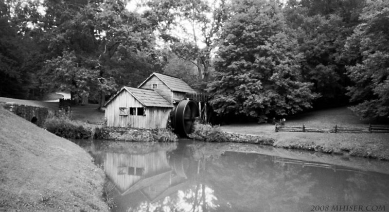 Mabry Mill - Blue Ridge Parkway, Virginia
