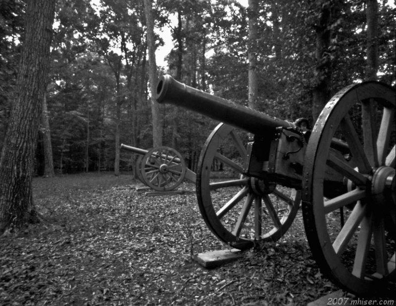 Yorktown Battlefield -  Yorktown, Virginia