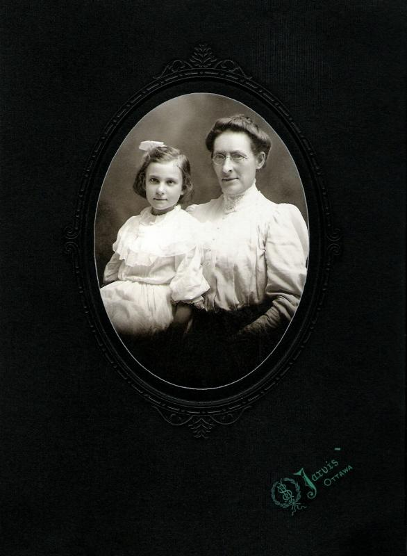 Florence Anderson & Her Mother