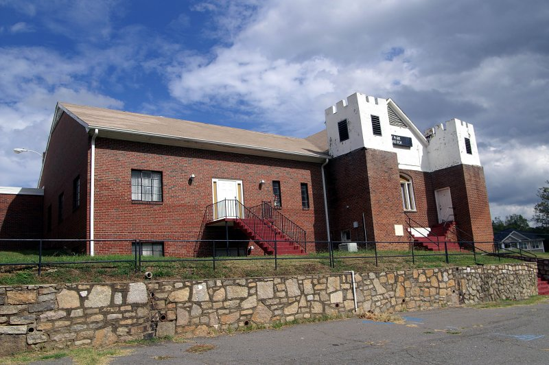 OLD CHURCH #1