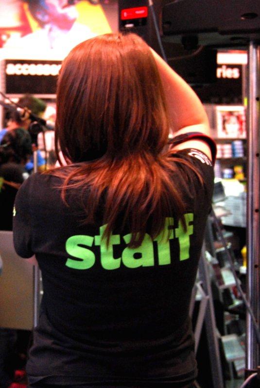 The Staff Shirt